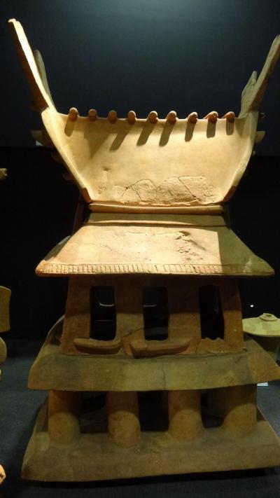 高槻市 今城塚古代歴史館の見学。