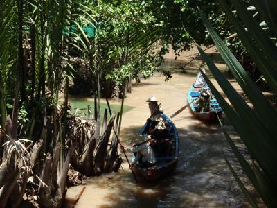 2016年7月 ベトナムの休日 7 ミトー メコン川クルーズ?