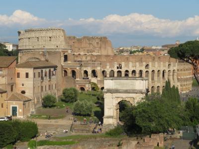 ローマとナポリ またまたイタリア3回目の街歩き(5日目 午後)