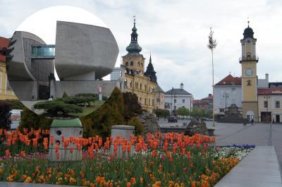 スロバキア民衆蜂起の中心地バンスカー・ビストリツァ