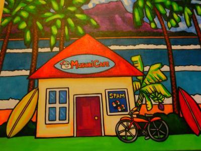 愛しのHawaii~⑦ 最終章~『いやす夢』でおむすびを買う・『モアナサーフライダー』撮りまくり・日本到着後『ホテル日航成田』に格安で泊まる!!