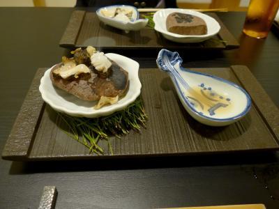 高松出張とんぼ返り2-JRホテルクレメント高松,味の風しらと