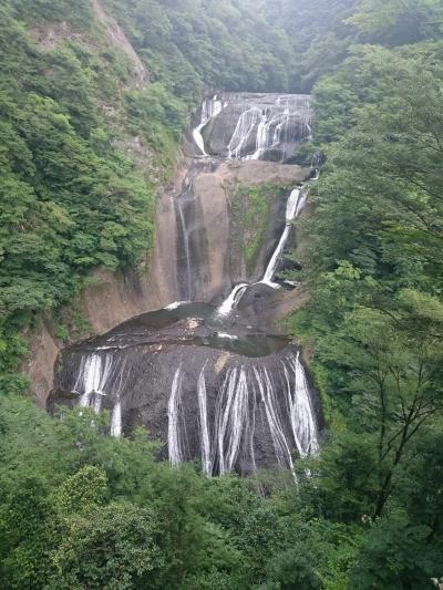 袋田の滝・大子温泉でリフレッシュの日帰り旅