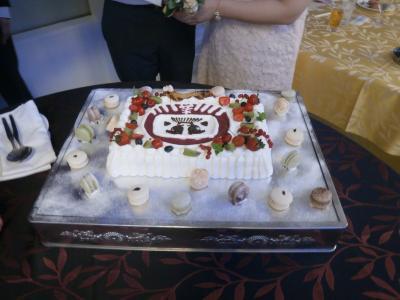 祝、親友結婚\(^o^)/ お釈迦さまの前で愛を誓った夫婦を祝いに秋田へ