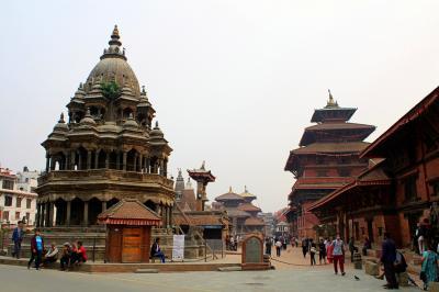 震災1年後のネパール(2) 中世ネワール文化の美の都 パタン