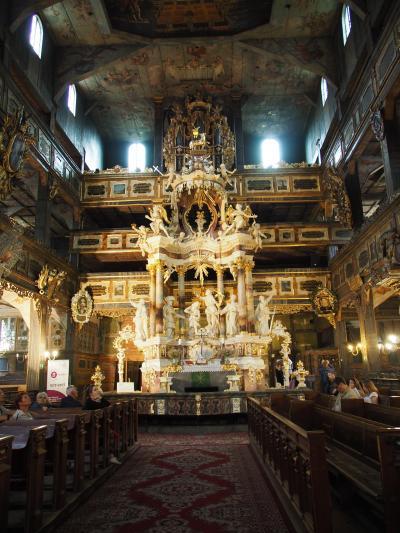 ポーランド旅行ー13:ブロツラフ(世界遺産巡り)