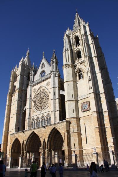 ■ 北スペイン ・ ポルトガルの旅 (2) < レオン >