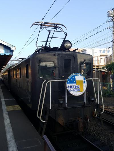 大井川鉄道ビール列車