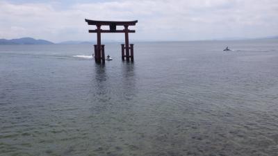琵琶湖 一周 184Km