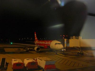 エアアジア・インドネシアQZ541ダーウィン⇒デンパサール(バリ) A320エコノミークラス搭乗記