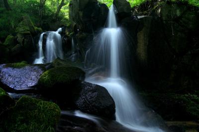 ◆みちのく最南端・奥久慈の滝めぐり~湯岐・雷滝&不動滝+乙字ヶ滝編