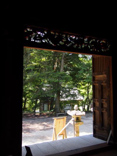 兵庫・三木市の伽耶院(がやいん)は名刹です