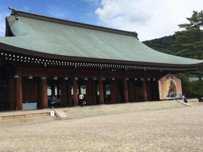 2016年7月☆~日本のはじまり~橿原神宮参拝