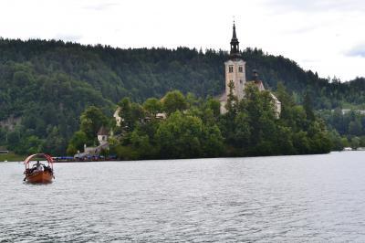 ヨーロッパ5大絶景弾丸ツアー:(その6)スロベニアのボーゲル山とブレッド湖観光