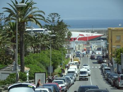 ちょこっとモロッコ。1(ジブラルタル海峡を渡りヨーロッパからアフリカへ)