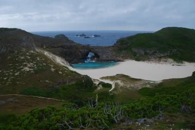 2016 小笠原の旅(1) 南島とホエールウォッチング
