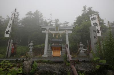 旅するイルカ♪ 信州、 御岳 駒ヶ岳 赤沢森林トロッコ列車 尾ノ島渓流 千畳敷カールへ Day2