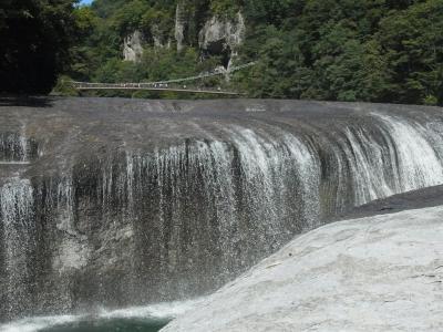 吹割の滝はどんなところだろう