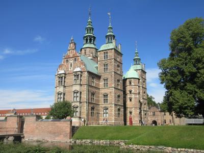 コペンハーゲンは時計台の街 No10