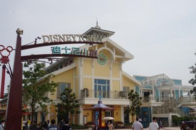 【上海ディズニーに行ってきた!⑤】ディズニータウンを探検してみた。そして、まとめ。