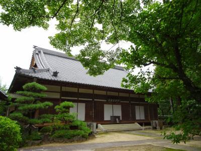 ちょっと足をのばして富田林のお寺めぐり、その2