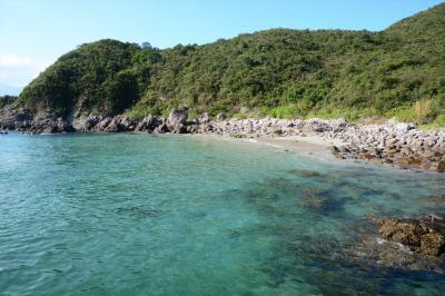 週末香港D2-1★自然に癒され充実した週末~香港一美しいビーチへ 出発編~