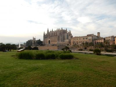 スペイン・カタルーニャ2015GW旅行記 【1】マヨルカ島1(パルマ・デ・マヨルカ1)