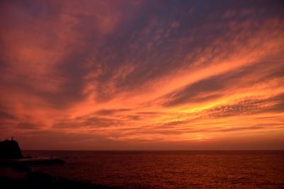 おきなわ島旅紀行・与那国島編【3】~日本最西端の島に沈む日本最後の夕陽を眺めて・・・(大海原の空中散歩のおまけつき)~