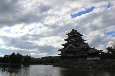 霧ヶ峰、松本城と安曇野のわさび農場