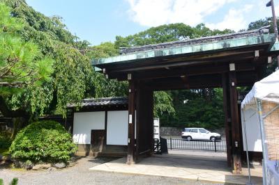 京の夏の旅・文化財特別公開 2016年 有栖館と並河家住宅