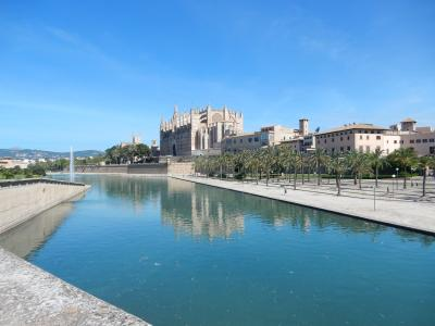 スペイン・カタルーニャ2015GW旅行記 【2】マヨルカ島2(パルマ・デ・マヨルカ2)