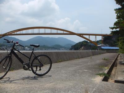 瀬戸田・高根島から大山祗神社へ 夏の島旅