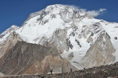 バルトロ氷河の旅 3