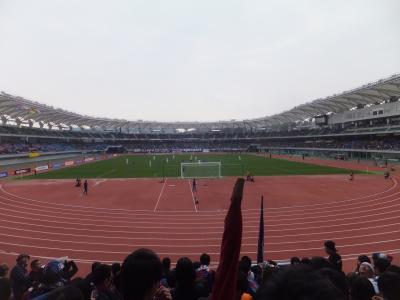 2015 最後の遠征は天皇杯長崎遠征【その3】諫早で試合観戦は終戦