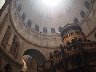 イスラエル(2)悲しみの3往復/エルサレム旧市街