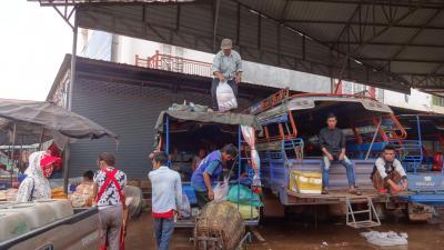 ラオス南部はオフシーズン その9 いよいよ本命・チャンパサックへ