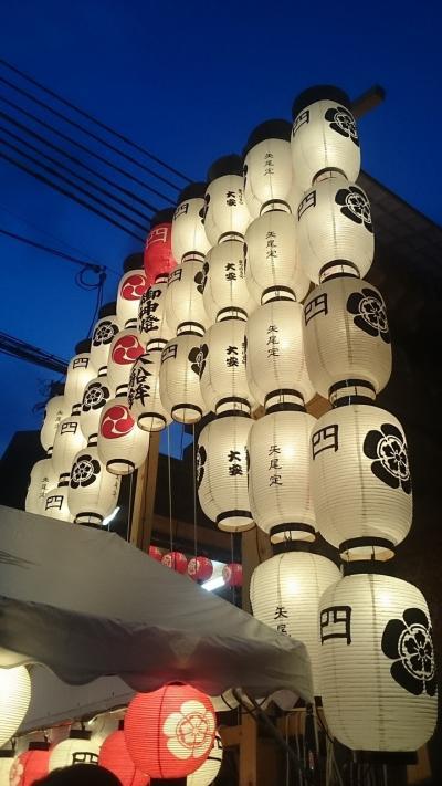 ホテル長楽館【京都/祇園祭/後祭宵々山/白竹堂/裏具】
