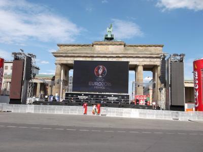 ジャーマンレイルパスで巡るドイツ10日間の旅⑤日曜日の首都ベルリン