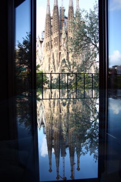 バルセロナ 旅の途中で最大の出来事