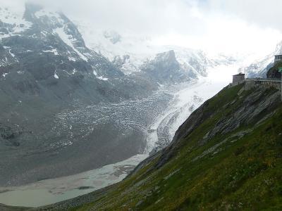 チロル・ドロミテ・ザルツカンマーグートの旅 10日間の旅⑭ハイリゲンブルート~グロースグロックナー展望台~ハルシュタット迄