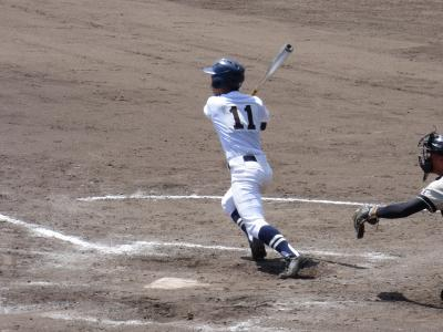 2016年7月20日 境高校VS倉吉北 第98回全国高校野球選手権鳥取大会 2回戦