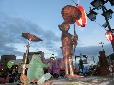 行田 浮き城祭り