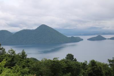 涼しい北海道でリゾートライフを満喫(2日目 洞爺湖)