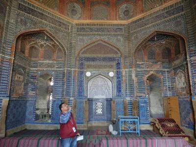 タッターのイスラム建築群 (シャージャ・ハーン・モスク)