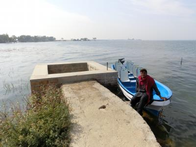 カンジール湖