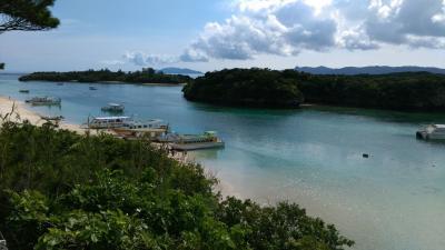 日本でも美しい珊瑚礁が楽しめる石垣島