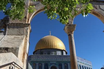 聖地を巡る! イスラエルの旅 1