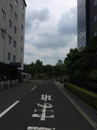 出張で駆け抜ける大阪