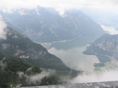 チロル・ドロミテ・ザルツカンマーグートの10日間の旅⑰クリッペンシュタインファイブフインガー展望台ハイキング