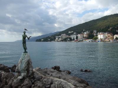トスカーナとアドリア海で食べる Part5 ~クロアチアのイストラ半島~